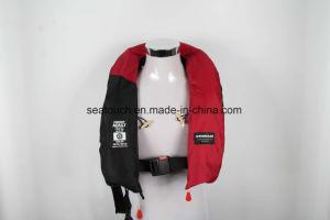 Marine Ce aprobada 120n Auto Chaleco salvavidas inflables