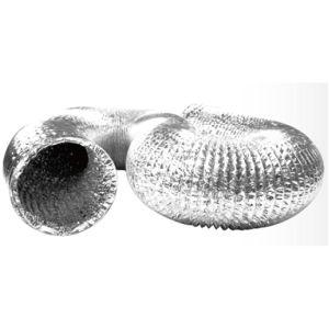 De enige of Dubbele Flexibele Buis van de Aluminiumfolie van de Laag