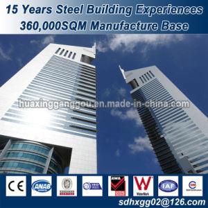 L'acier galvanisé de transport pratique fabriqués bâtiments en métal