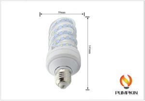 E27 B22 levaram milho tipo espiral Lâmpada Lâmpada LED compacto