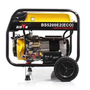 Bison (China) BS3500E e 3KW gerador a gasolina
