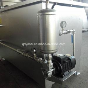 1m3/h de capacidade reduzida Daf em aço inoxidável para tratamento de águas residuais
