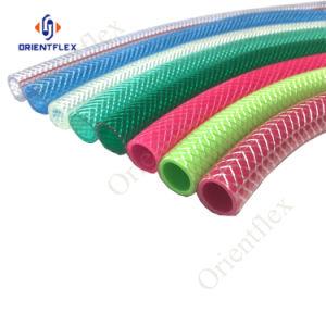 Tubo de água de PVC reforçado para venda