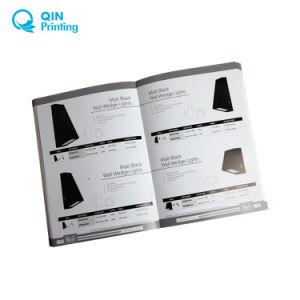 銀製の押すフルカラーの贅沢なカタログの印刷
