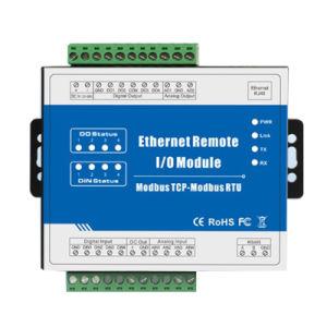 Ethernet Modbus TCP Módulo IO remoto