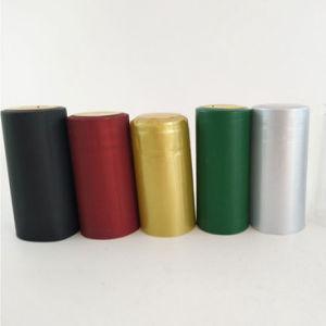 Matte thermorétractables sensibles à la chaleur en PVC de couleur