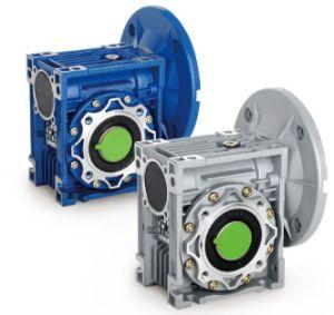El gusano de la transmisión de potencia025-150 RV Caja de velocidades con carcasa cuadrada