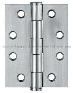 Rodamiento de bolas de acero inoxidable bisagra de puerta
