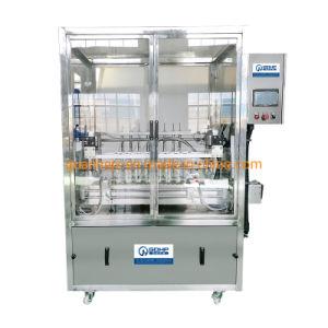 Auto vaso de líquidos máquina de enchimento com legendagem de Nivelamento da linha de produção