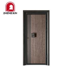 2019 новейшей конструкции утюга один стальной двери и полированной гладкой поверхности в используется для дома вход стальные двери безопасности