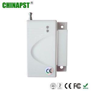 Venta caliente 433MHz Wireless Sensor de puerta y ventana magnético (PST-DS201)