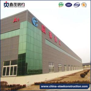 Prefabricados Pre-Engineered Granja almacén de materiales de construcción Edificio de estructura de acero