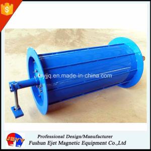 Магнитный шкив барабанчика транспортера разъединения утюга для оптовой продажи