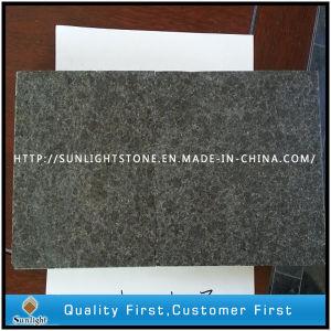 De goedkope G684 Zwarte Graniet Gevlamde Tegels van de Vloer van de Betonmolen Openlucht