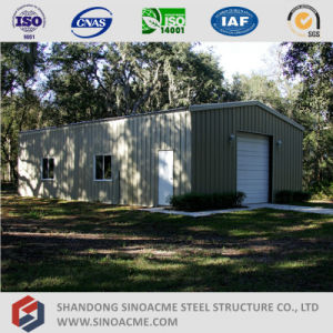 Sinoacme сегменте панельного домостроения в легких стальных структуры строительство