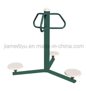 Equipamiento de gimnasio al aire libre para la salud de la cintura formador