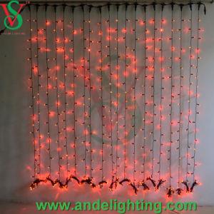 結婚式のためのIP65クリスマスLEDのカーテンライト