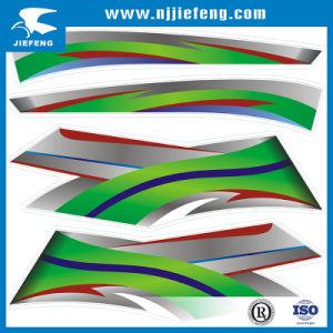 Gestempelschnittener Vinylaufkleber der Soem-preiswerter Fertigung-Motorrad-Dekoration-3D Kurbelgehäuse-Belüftung