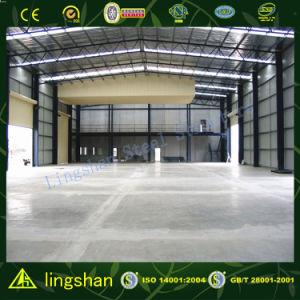 Дом Lignshan светлая стальная с аттестацией SGS (L-S-082)