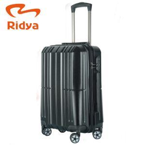 Venta caliente en Europa la prueba de Scratch PC+bolsa de equipaje Trolley ABS