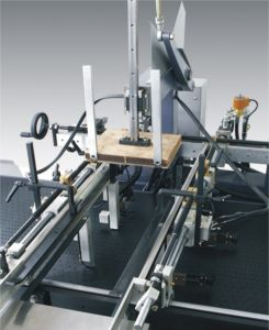 Máquina de hacer caja rígida automático