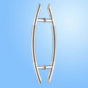 La qualité Tirez la poignée de porte en acier inoxydable (FS-1869)