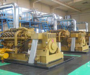 Gruppo elettrogeno elettrico alimentato a gas 500kw