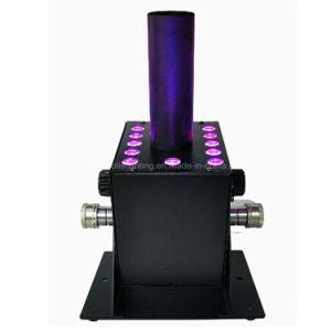 RGB LED를 가진 DMX 단계 장비 이산화탄소 제트기 기계