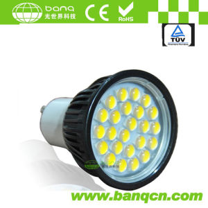 TUV Approved 24PCS SMD 5W GU10 LED Spotlight