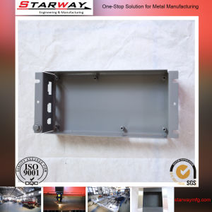 На заводе Professional индивидуального заводского номера из листового металла лазерная резка службы