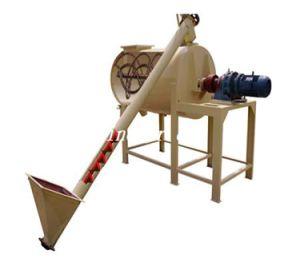 En pequeña escala completa línea de producción de pellets de Piensos Piensos peletizadora Granulator Feeds