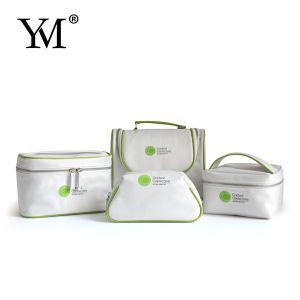 Hotsae popular promoción de viajes Bolsa de Nylon bolsa de cosméticos