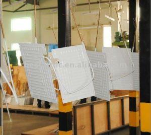 De Plaat van de Evaporator van de Band van het Broodje van het Aluminium van de Ijskast van de Markt van Negria