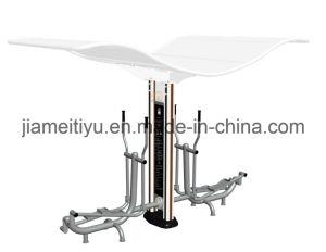 Amaestrador elíptico de la aptitud del equipo de la serie al aire libre de Zijincheng