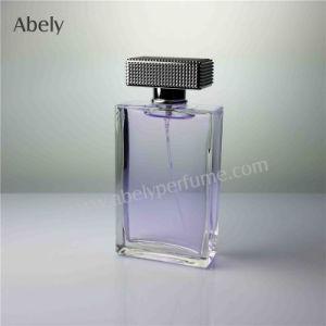3.4FL. Unze unterscheiden Poliermarken-Duftstoff-Glasduftstoff-Flasche