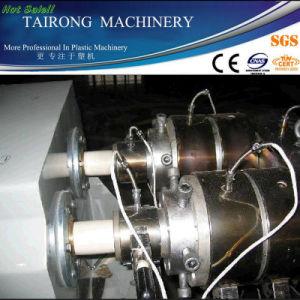 El diámetro pequeño tubo de PVC doble producción/Línea de extrusión