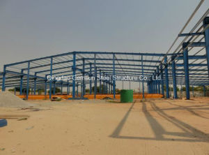 Estructura de acero Wold-Class &para la construcción de la Construcción (SL-0061)