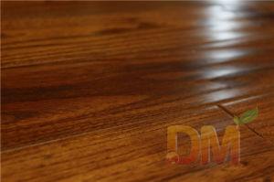 Madera maciza de madera de alta calidad con suelos de madera de teca