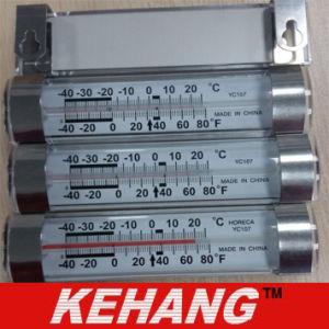 Termômetro da câmara de ar de vidro para o congelador de Refridge (KH-Vidro)
