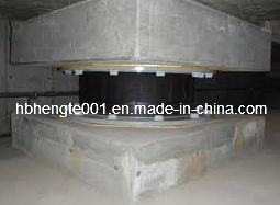 Núcleo de plomo de rodamiento de caucho para Puente fabricado en China