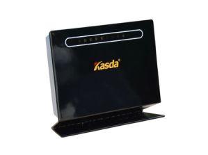 WiFi 2t2r 300Мбит/с маршрутизатором ADSL2+, 4 порт LAN, 1 порта USB, 2 X 5 Дби встроенная антенна