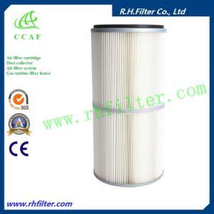 Filtro dell'aria della cartuccia di Ccaf per il collettore della polvere
