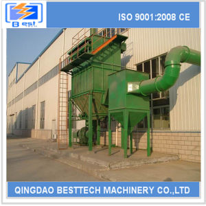 2015 China New Workshop Bag Filter Dust Collector