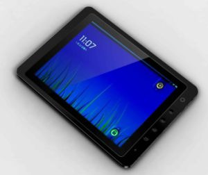 "8"" Capacitive Tablet With WiFi"