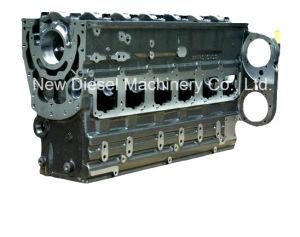 Las piezas del motor Cummins el bloque de cilindros Nta855