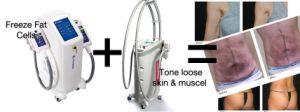 Dispositivo de reducción de celulitis Sincoheren Kuma Body Shaping (RF ++masaje de vacío de infrarrojos+rodillo)
