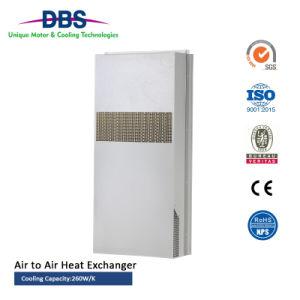 Telecom compartimento exterior do permutador de calor ar condicionado 260W/K