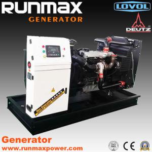 20kVA-180kVA極度の無声Lovolの力の電気ディーゼル発電機セットか生成セット(RM128L2)