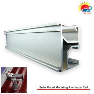 Высококачественный алюминиевый 6005-T5 солнечная панель монтажные полозья (XL006)