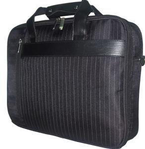Ordinateur portable en nylon de mode d'affaires sacoche pour ordinateur portable 15,6